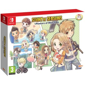 Story of Seasons: Pioneers of Olive Town Deluxe Edition Nintendo Switch