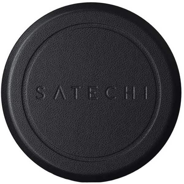 Sticker magnetic pentru iPhone 11/12 SATECHI ST-ELMSK, negru