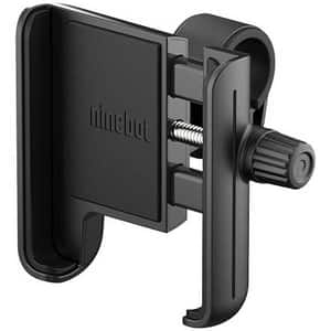 Suport telefon pentru Trotineta Electrica NINEBOT KickScooter, negru