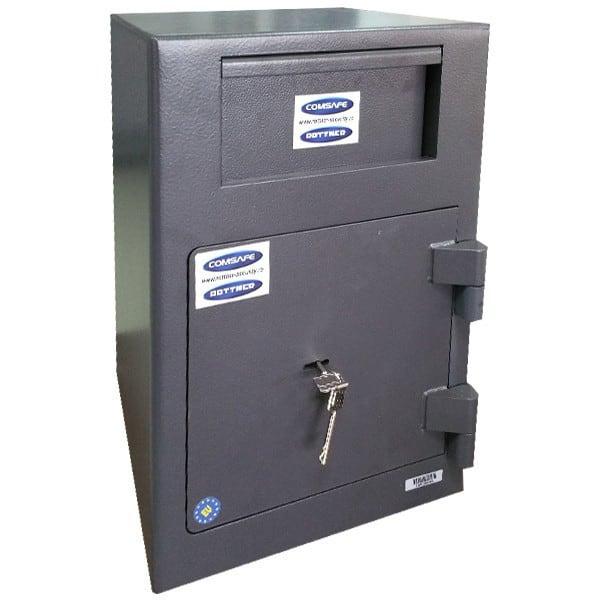 Seif certificat ROTTNER RSR 2/19 DB, Inchidere cheie, 381 x 342 x 489 mm, antracit