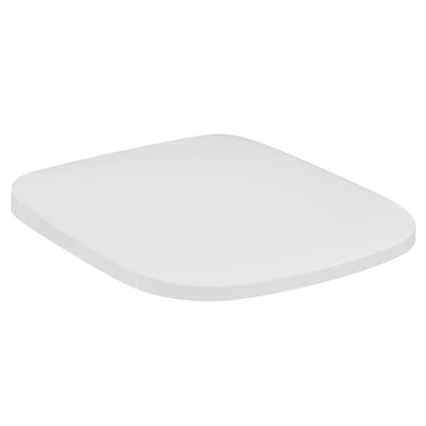 Capac WC IDEAL STANDARD Esedra T318601, duroplast, alb