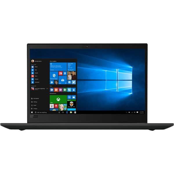 """Laptop LENOVO ThinkPad T580, Intel Core i5-8250U pana la 3.6GHz, 15.6"""" Full HD, 8GB, SSD 512GB, NVIDIA GeForce MX150 2GB, Windows 10 Pro, Negru"""