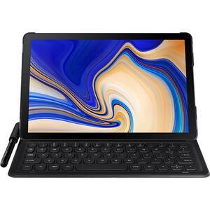 """Tableta SAMSUNG Tab S4 T835, 10.5"""", 64GB, 4GB RAM, Wi-Fi + 4G, tastatura, Black"""