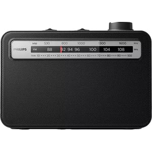 Radio portabil PHILIPS TAR2506/12, FM, negru