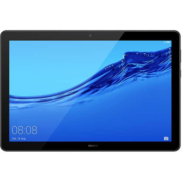 "Tableta HUAWEI MediaPad T5, 10.1"", 32GB, 3GB RAM, Wi-Fi + 4G, Black"
