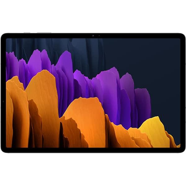 """Tableta SAMSUNG Galaxy Tab S7+, 12.4"""", 128GB, 6GB RAM, Wi-Fi, Silver"""