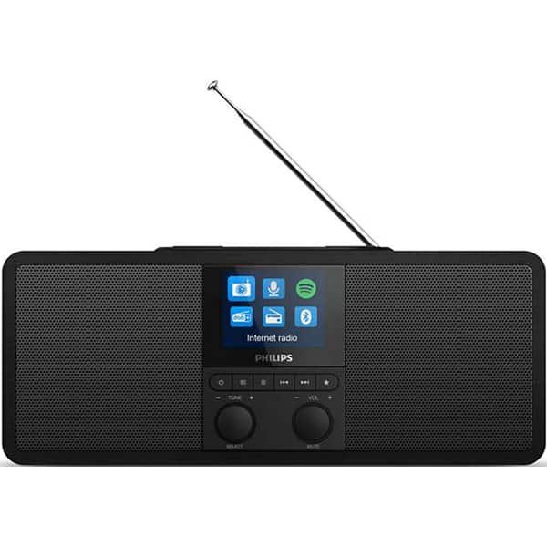 Radio cu internet PHILIPS TAR8805/10, Bluetooth, FM, DAB, negru