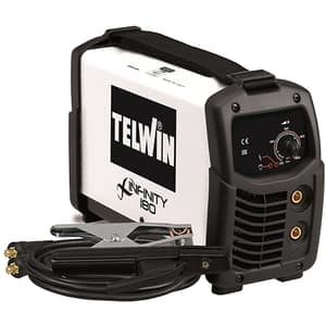 Invertor de sudura TELWIN Infinity 180, MMA, 160A, electrod 1.6-4.0 mm