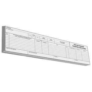 Bon predare-transfer-restituire VOLUM, 2/A4, 100 file x 3 carnete