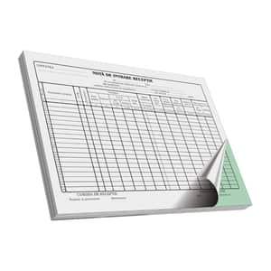 Nota de intrare-receptie VOLUM, A4, 50 file x 3 carnete