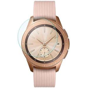 Folie Tempered Glass pentru Galaxy Watch 42mm, TELLUR TLL145434, transparent