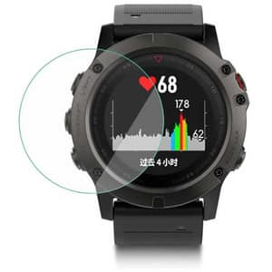 Folie Tempered Glass pentru Garmin Fenix 6x 51mm, TELLUR, TLL145614, 2.5D, transparent