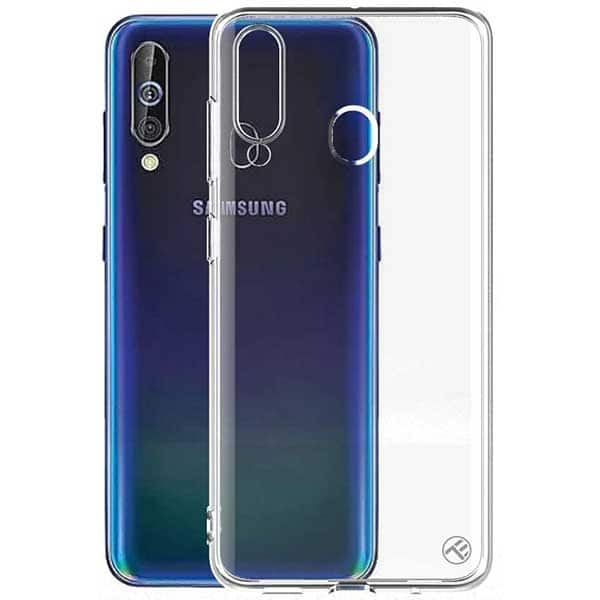 Carcasa pentru Samsung Galaxy A60, TELLUR Basic, TLL121026, silicon, transparent