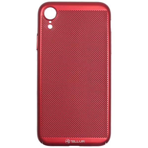 Carcasa pentru Apple iPhone Xr, TELLUR Heat dissipation, TLL121235, rosu