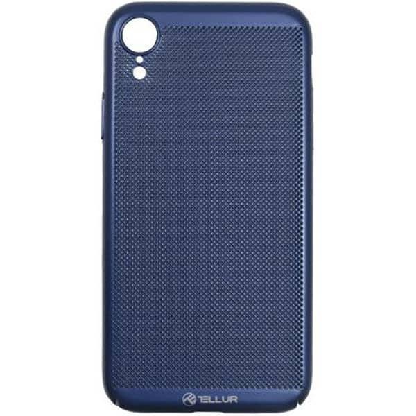 Carcasa pentru Apple iPhone Xr, TELLUR Heat dissipation, TLL121245, albastru