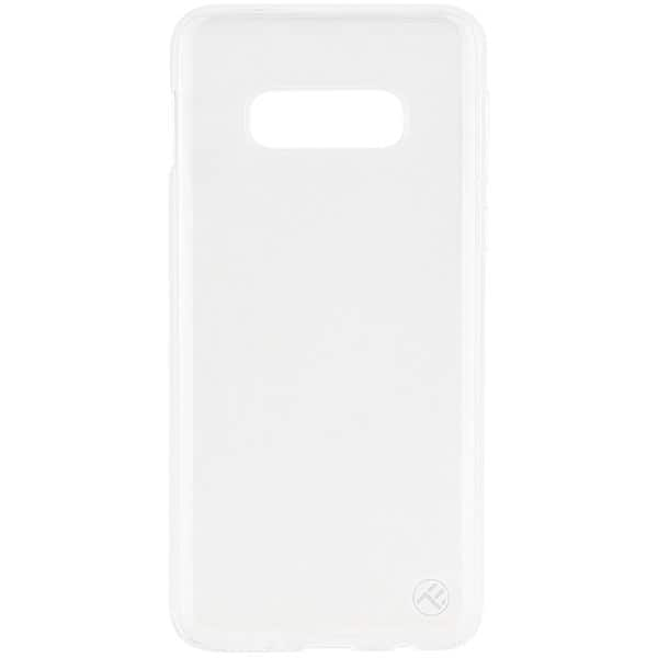 Carcasa pentru Galaxy S10e, TELLUR TLL121755, silicon, transparent
