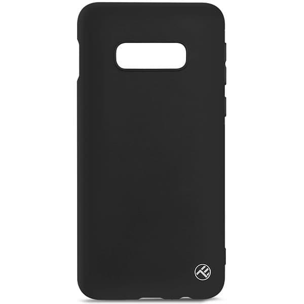 Carcasa pentru Galaxy S10e, TELLUR TLL121865, silicon, negru