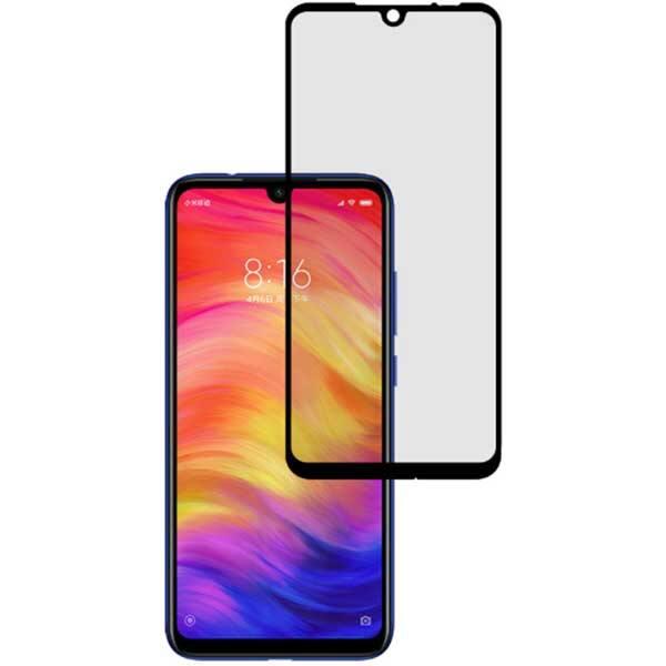 Folie Tempered Glass pentru Xiaomi Redmi Note 7, TELLUR Full Glue, TLL145705, 2.5D, negru