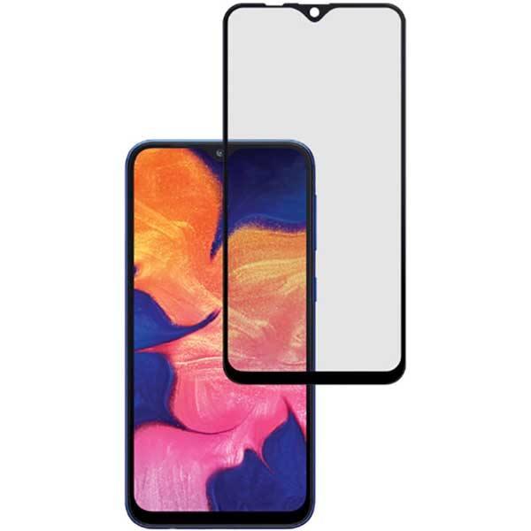 Folie Tempered Glass pentru Samsung Samsung Galaxy A10, TELLUR Full Glue, TLL145745, 2.5D, negru