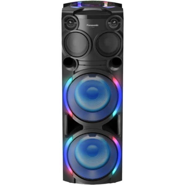Sistem audio High Power PANASONIC SC-TMAX50, 2000W, Bluetooth, USB, CD, Radio FM, negru