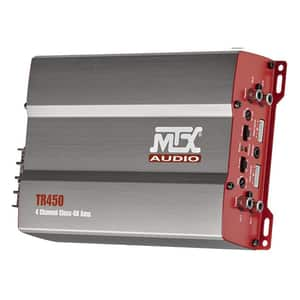 Amplificator auto MTX TR450, 4 canale, 4 x 75W RMS