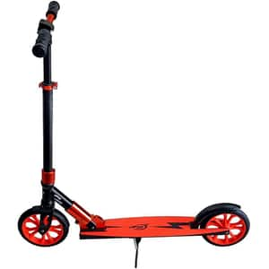 Trotineta DHS 320020544, 2 roti/20.5cm, greutate suportata 120kg, portocaliu