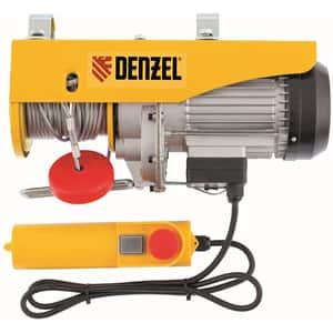 Palan electric DENZEL TF-250, 540W, 250 kg, 10 m/min, galben