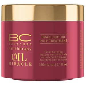 Tratament pentru par SCHWARZKOPF Professional  BC Bonacure Oil Miracle Brazilnut, 150ml