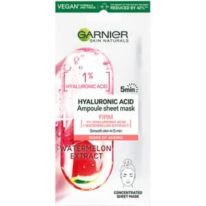 Masca de fata GARNIER Skin Naturals Ampoule Firm, 15g