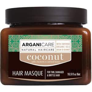 Masca de par ARGANICARE Coconut, 500ml