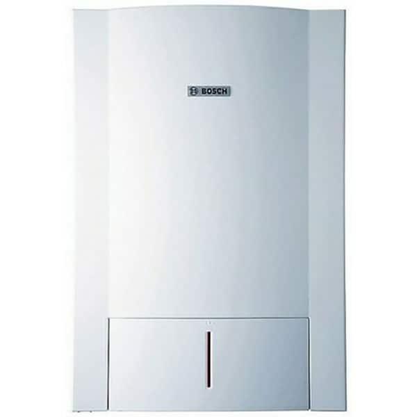 Centrala termica pe gaz in condensare BOSCH Condens 5000 WT, 23 kW, alb