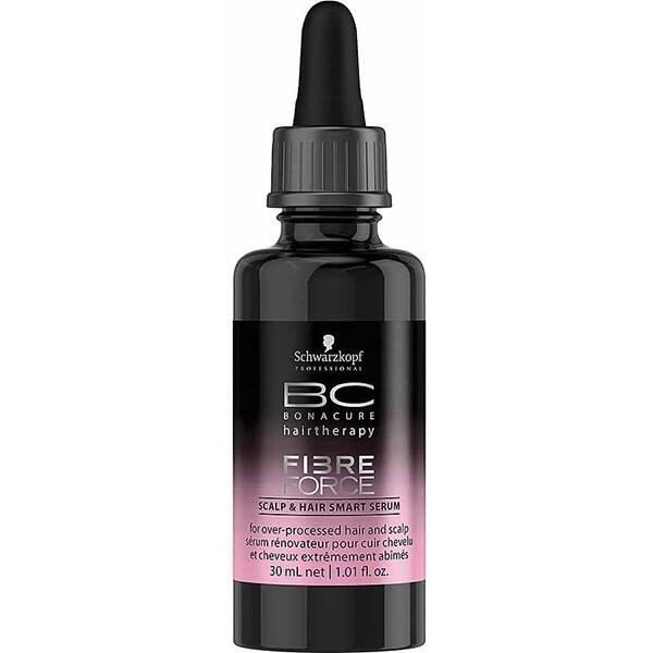 Ser pentru par SCHWARZKOPF Professional BC Bonacure Fibre Force Hair & Scalp, 30ml