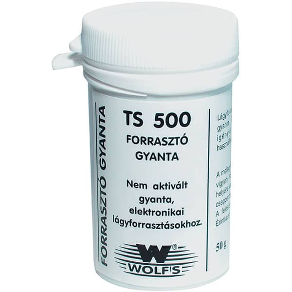 Sacaz de lipit SMA TS 500, 50g