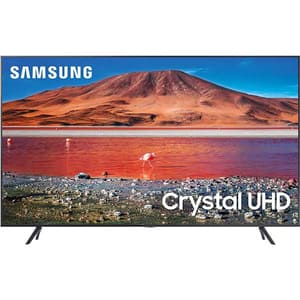 Televizor LED Smart SAMSUNG 58TU7172, Ultra HD 4K, HDR, 146 cm
