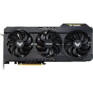 Placa video ASUS TUF Gaming GeForce RTX 3060 OC Edition, 12GB GDDR6, 192bit, TUF-RTX3060-O12G-GAMING