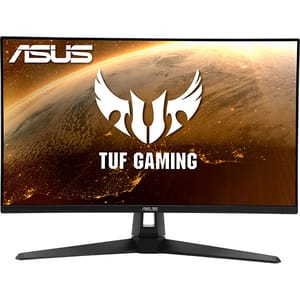 "Monitor Gaming LED IPS ASUS TUF VG279Q1A, 27"", Full HD, 165Hz, FreeSync Premium, negru"
