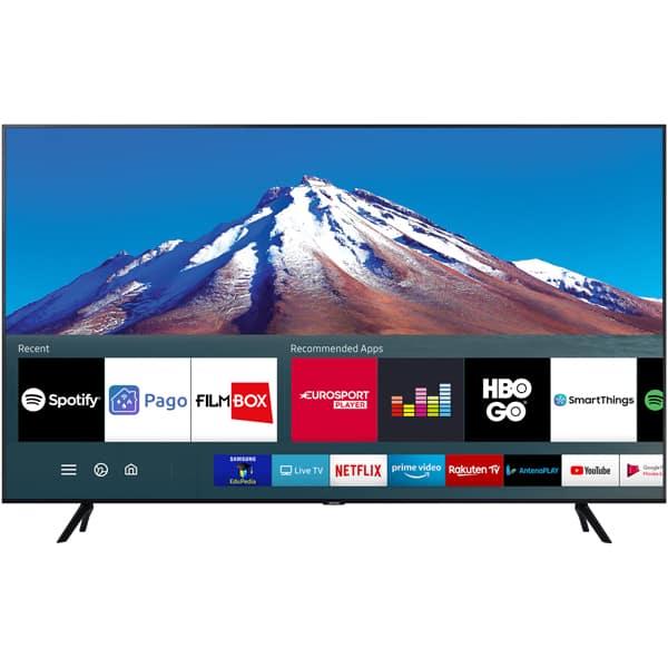 Televizor LED Smart SAMSUNG 55TU7092, Ultra HD 4K, HDR, 138 cm