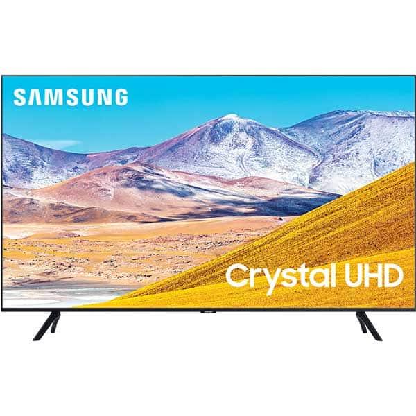 Televizor LED Smart SAMSUNG 55TU8072, Ultra HD 4K, HDR, 138 cm