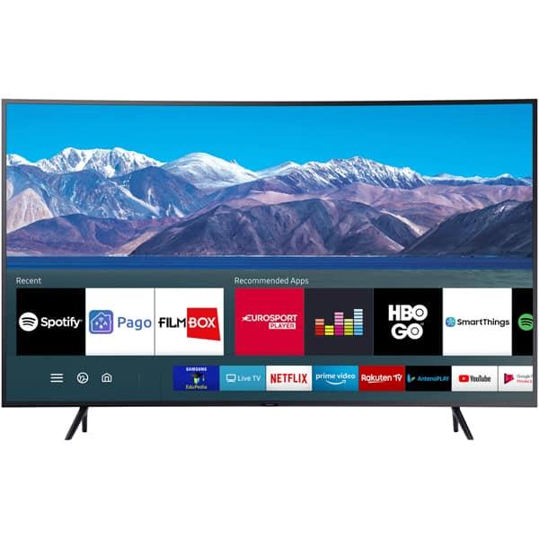 Televizor Curbat LED Smart SAMSUNG 65TU8372, Ultra HD 4K, HDR, 163 cm