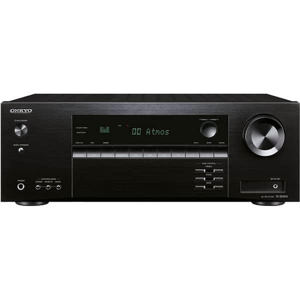 Receiver AV ONKYO TX-SR494, 910W, Bluetooth, negru