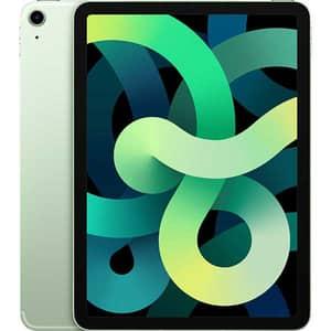 """Tableta APPLE iPad Air 4, 10.9"""", 64GB, Wi-Fi + 4G, Green"""