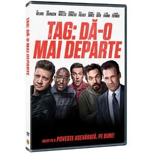 TAG: Da-o mai departe DVD