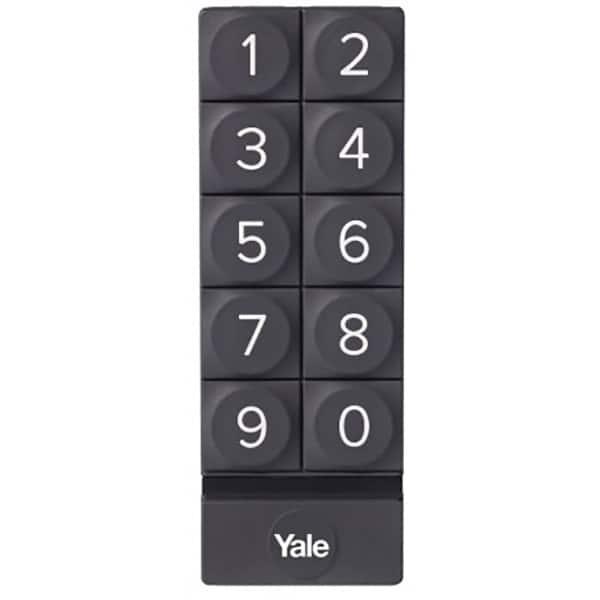 Tastatura inteligenta pentru YALE Linus, Bluetooth, negru