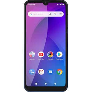 Telefon ALLVIEW A20 Max, 3G, 16GB, 1GB RAM, Dual SIM, Blue Gradient