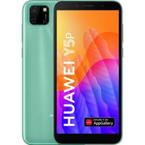 Telefon HUAWEI Y5P, 32GB, 2GB RAM, Dual SIM, Mint Green