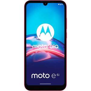 Telefon MOTOROLA Moto E6i, 32GB, 2GB RAM, Dual SIM, Electric Pink