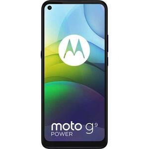 Telefon MOTOROLA Moto G9 Power, 128GB, 4GB RAM, Dual SIM, Electric Violet