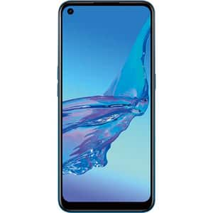 Telefon OPPO A53, 128GB, 4GB RAM, Dual SIM, Fancy Blue