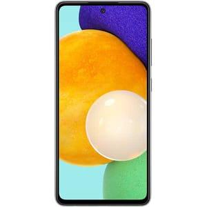 Telefon SAMSUNG Galaxy A52 5G, 128GB, 6GB RAM, Dual SIM, Awesome Black