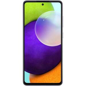 Telefon SAMSUNG Galaxy A52, 128GB, 6GB RAM, Dual SIM, Awesome Violet